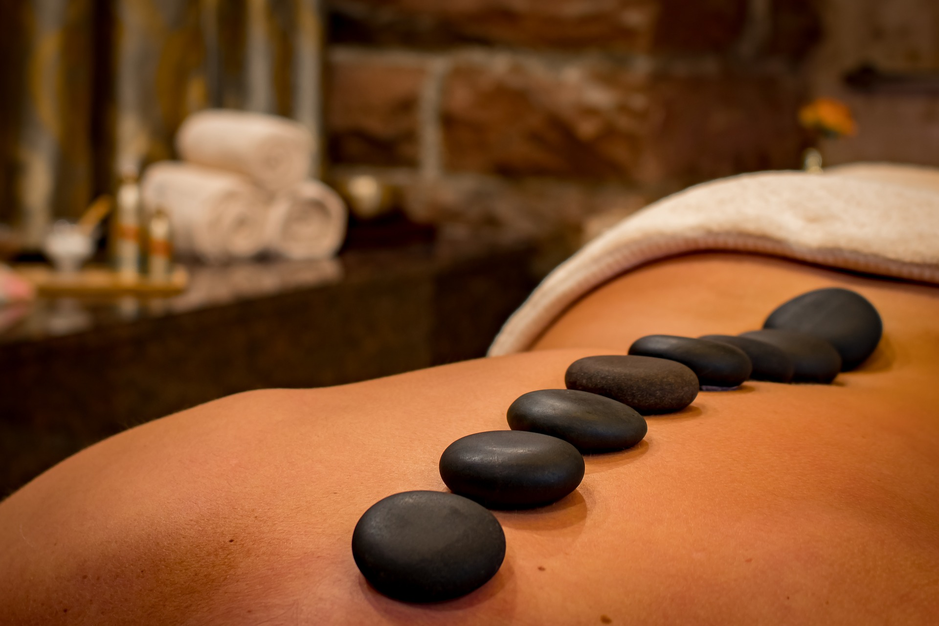 Hot Stone Holistic Therapy